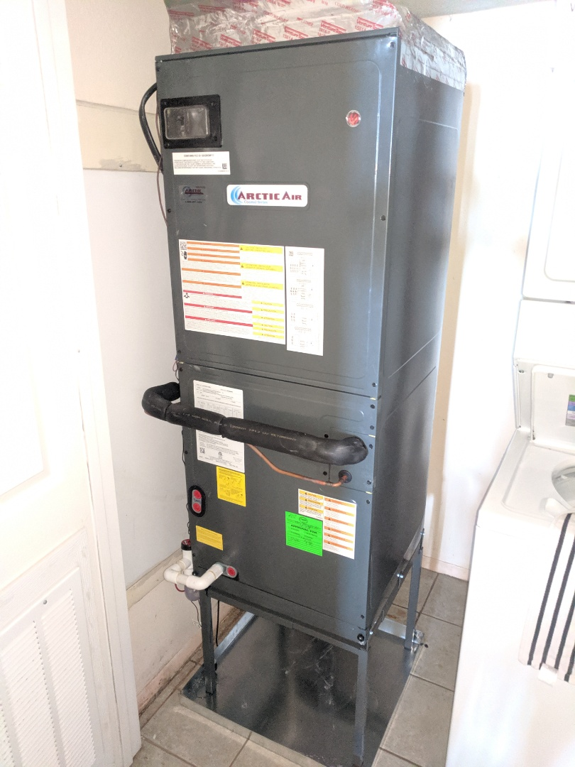 Ocean City, MD - Installed Arctic Air conditioning system in OC md