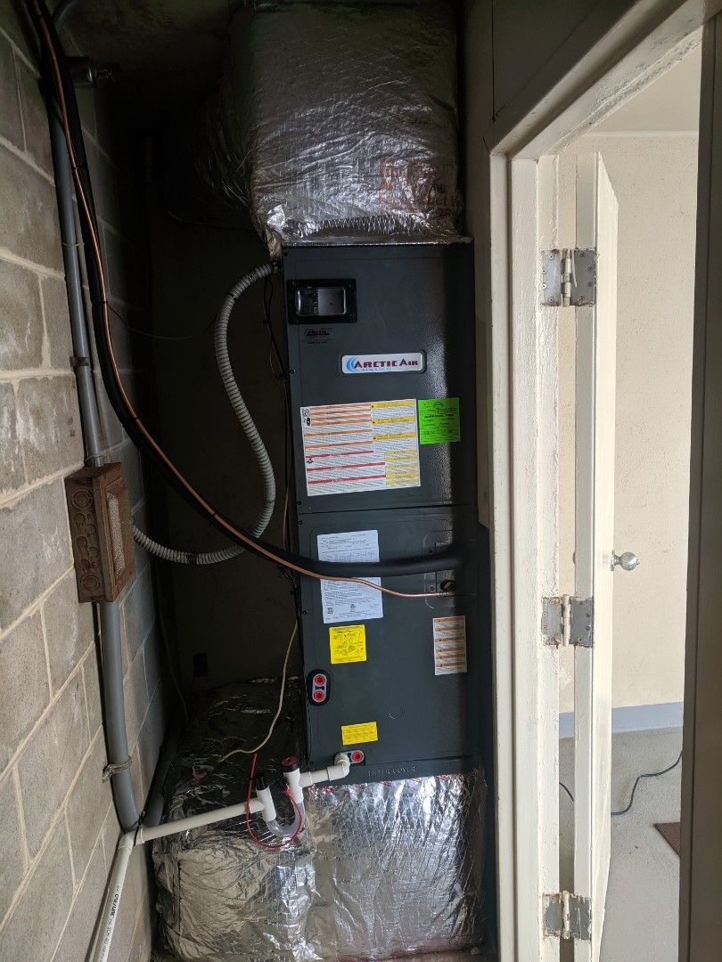 Ocean Pines, MD - Installed Arctic Air in OC md