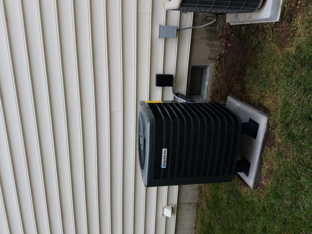 Completing installation of Arctic Air Heat Pump System for a family in Ocean Pines