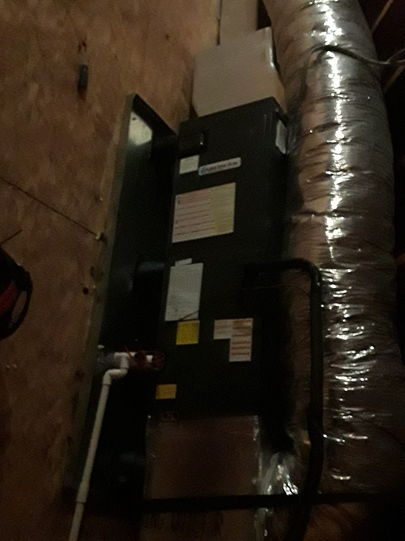 Ocean City, MD - Performing a fall maintenance on 2 Arctic Air Heat Pump  systems for a family in West Ocean City.