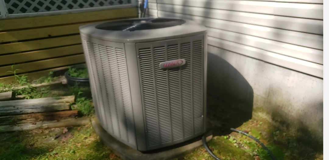 Ocean Pines, MD - Ac tune up on a lennox heat pump in ocean pines md