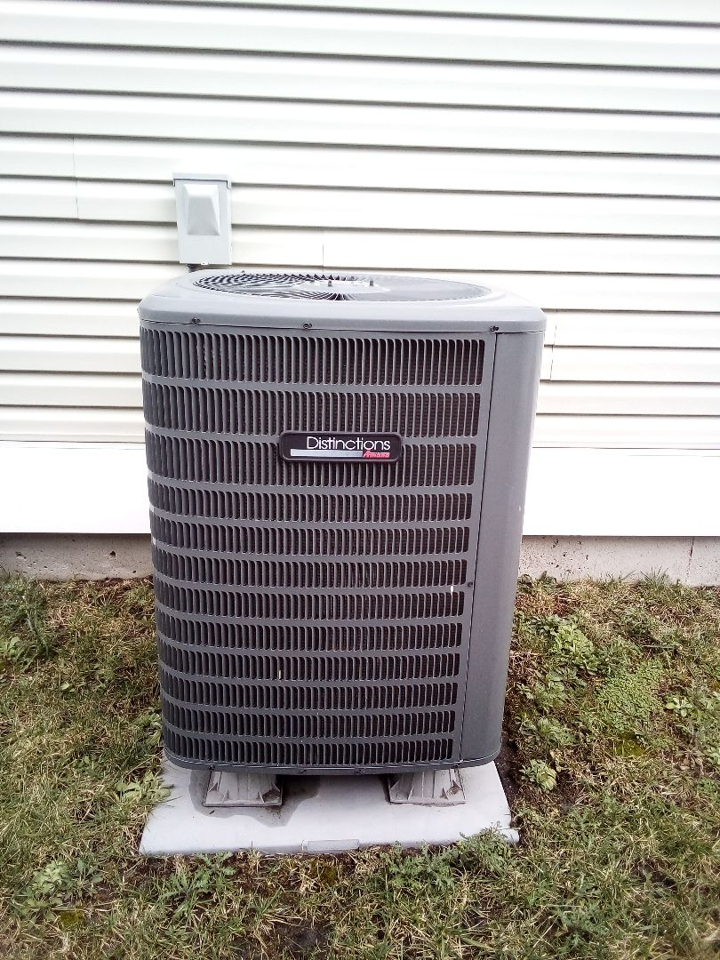 Millville, DE - Precision tune up - Amana heat pump