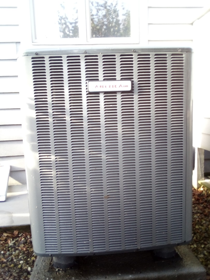 Millsboro, DE - Precision tune up - Arctic Air inverter heat pump