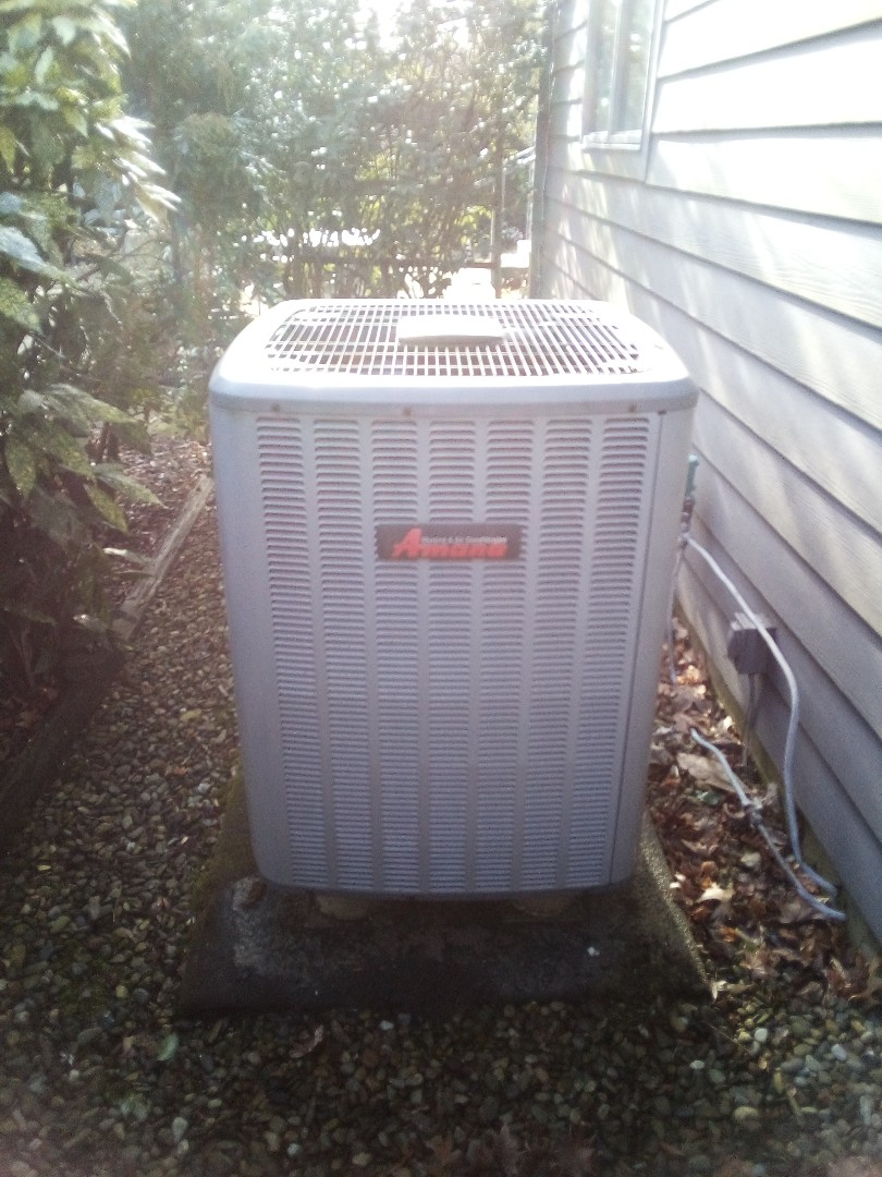 Millsboro, DE - Precision tune up - Amana heat pump