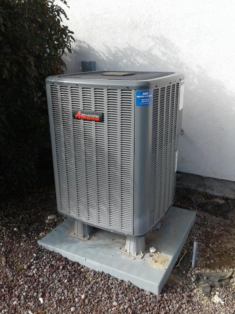 Meridian, ID - Heat pump repair