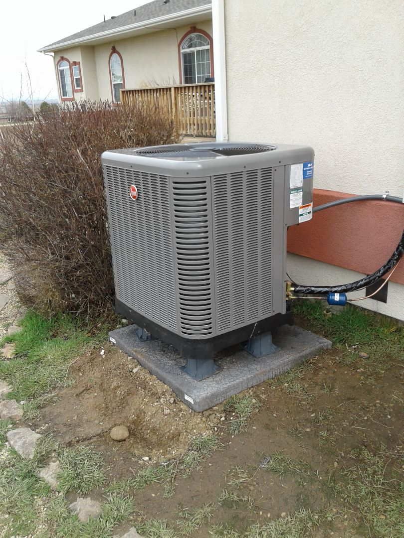 Caldwell, ID - Furnace and AC install