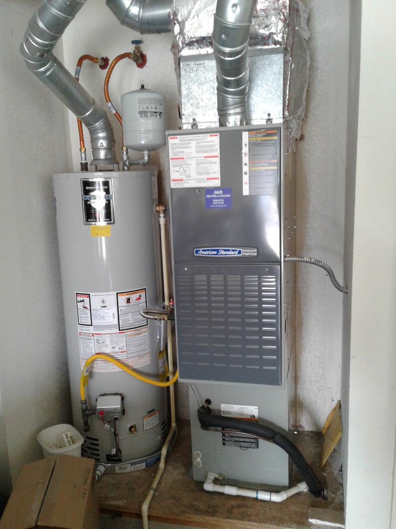 Boise, ID - Furnace and ac tune up tune-up / safety check water heater flush