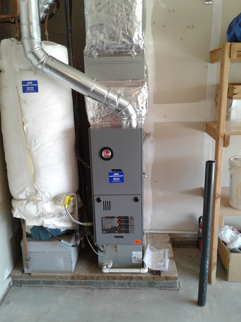 Nampa, ID - Furnace replacement