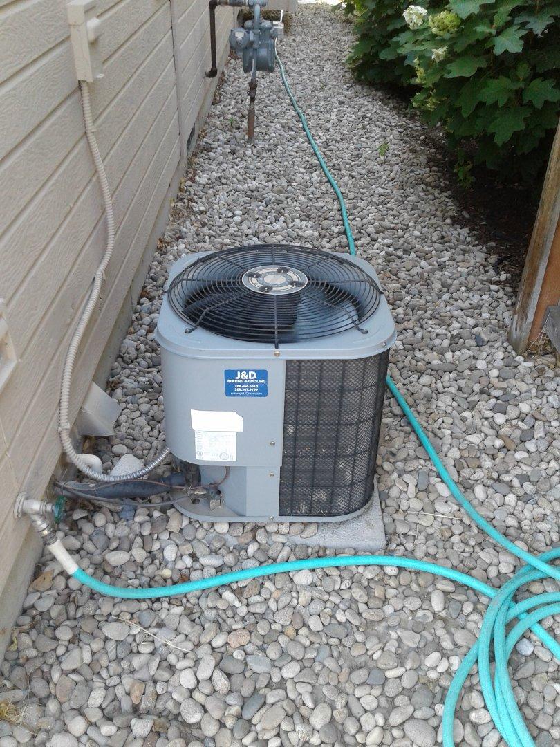 Boise, ID - Air conditioner repair