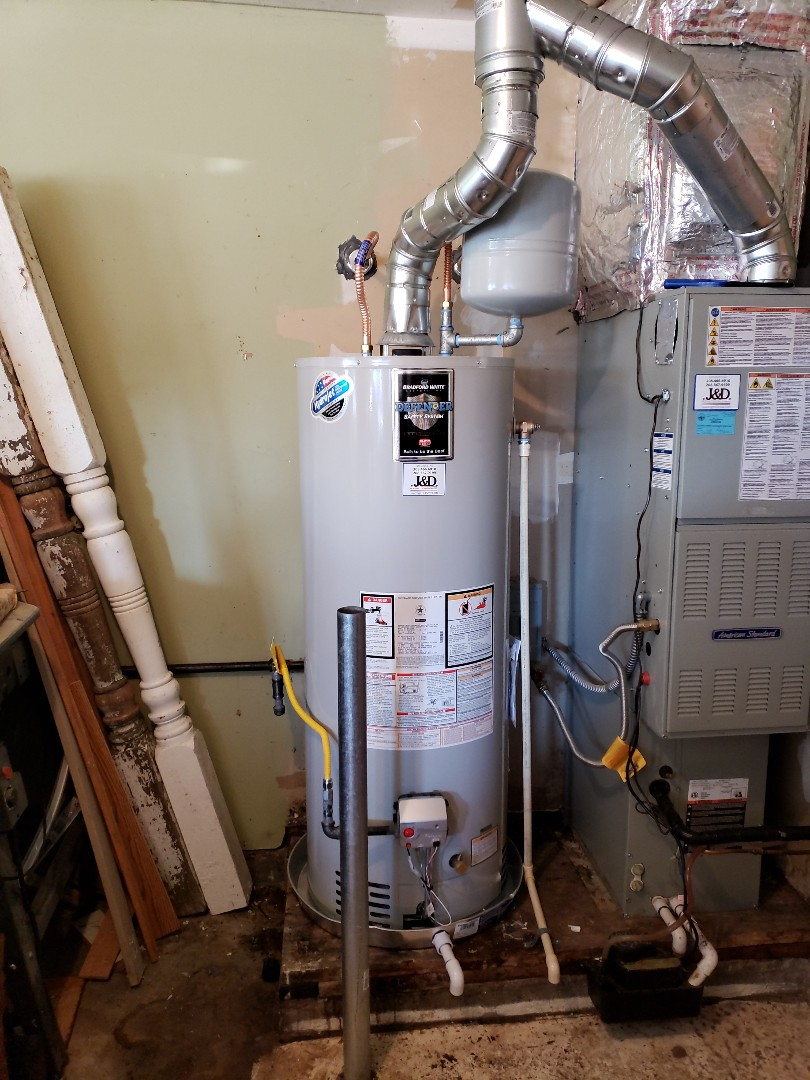 Nampa, ID - Water heater installation