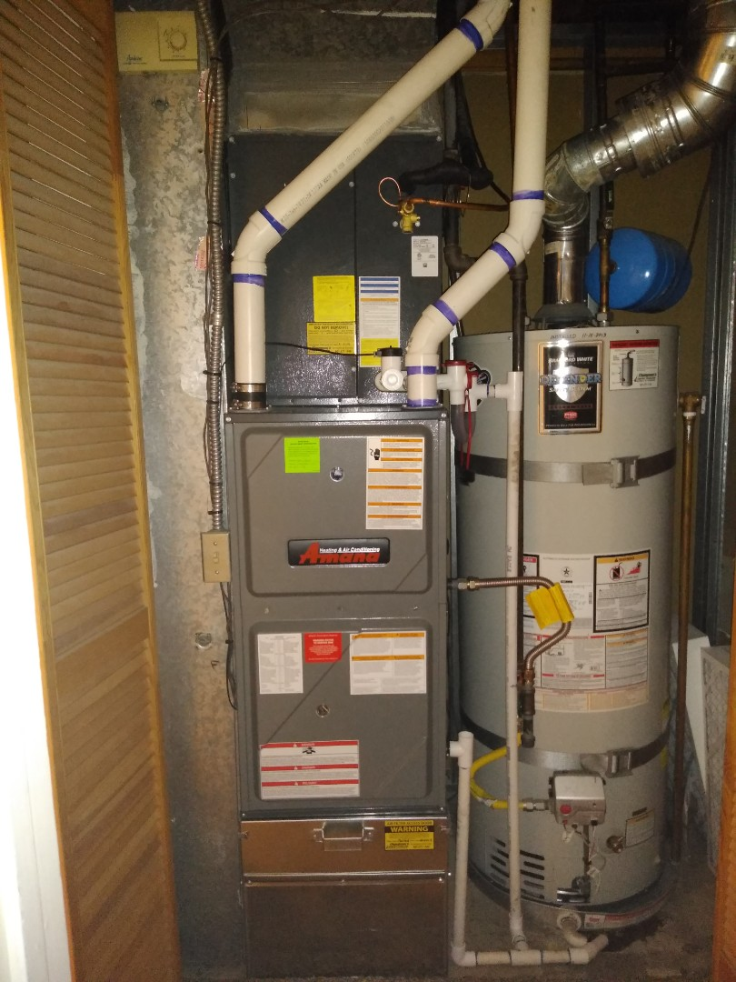 Sandy, UT - Replace furnace and AC with new high efficiency system