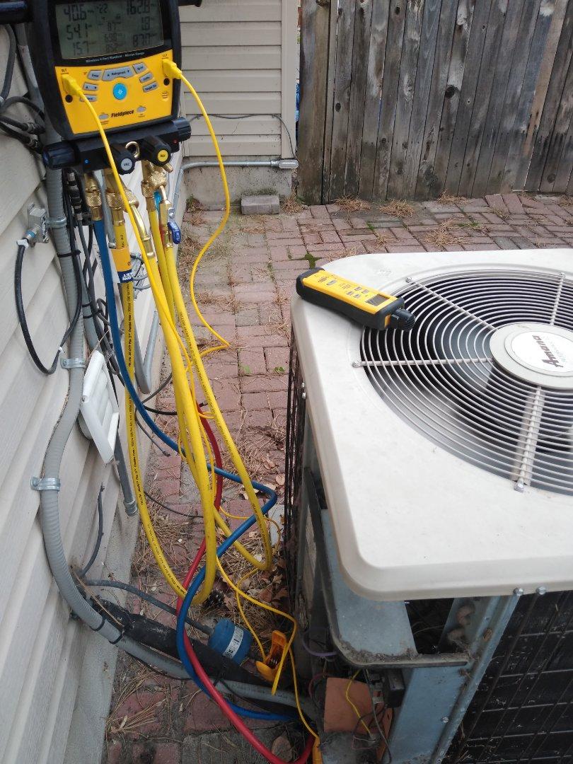 Midvale, UT - AC repair on Goodman air conditioner