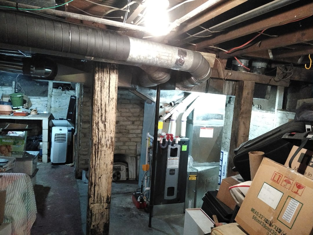 Salt Lake City, UT - Duct work upgrade for new air conditioning