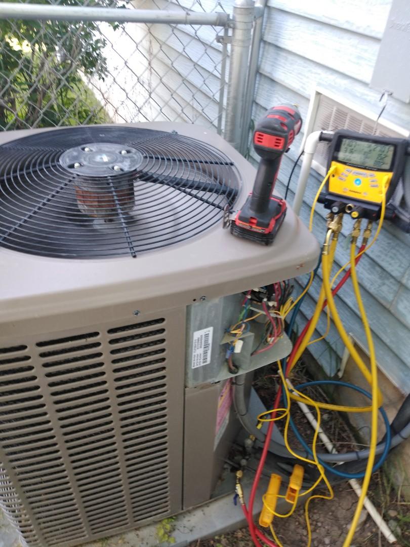 Magna, UT - AC tune up on York air conditioner