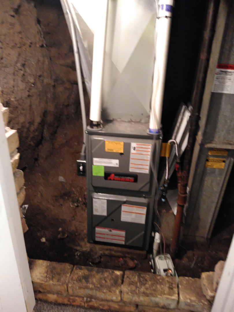 Salt Lake City, UT - Installed new furnace