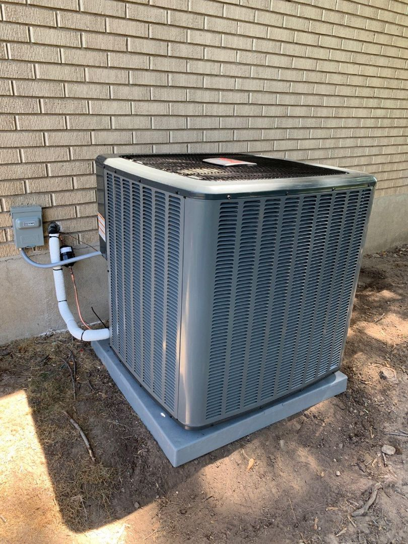Holladay, UT - Installed new Amana AC and coil
