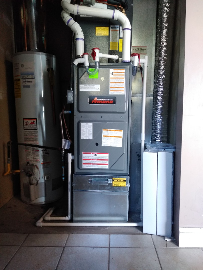 West Jordan, UT - Install new Furnace and AC