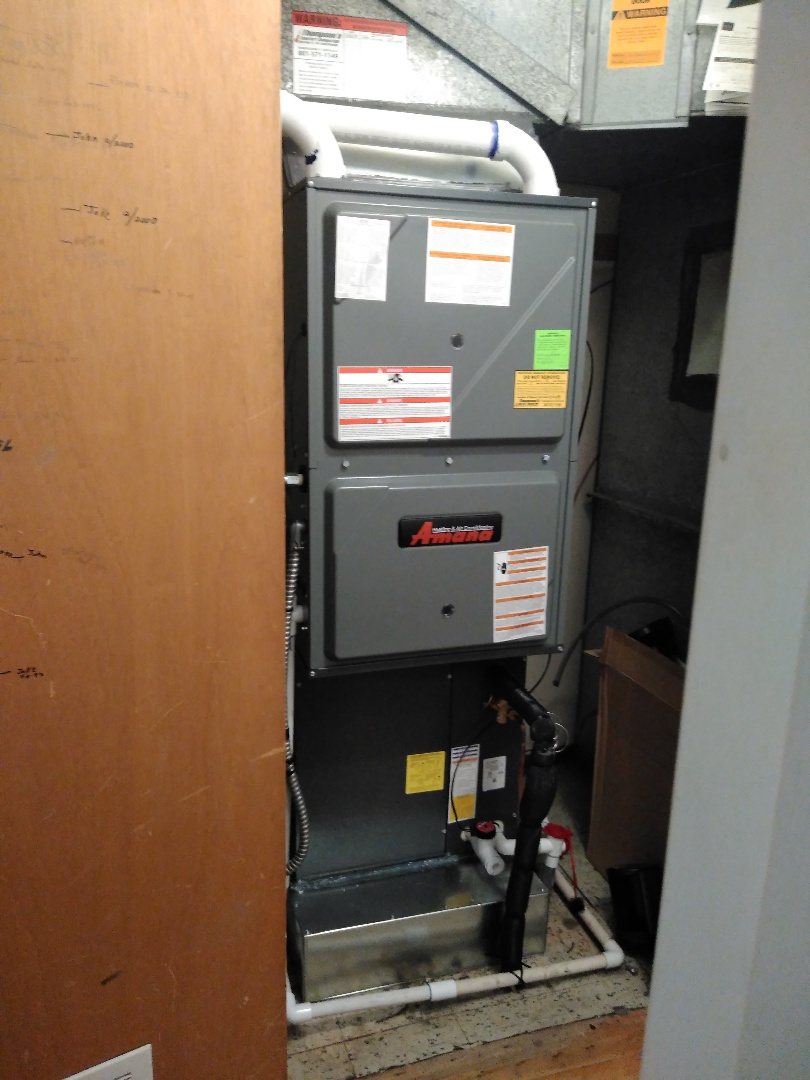 Midvale, UT - Installed new Furnace and AC
