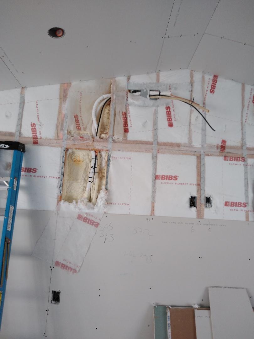 Riverton, UT - Installation of ductless split system