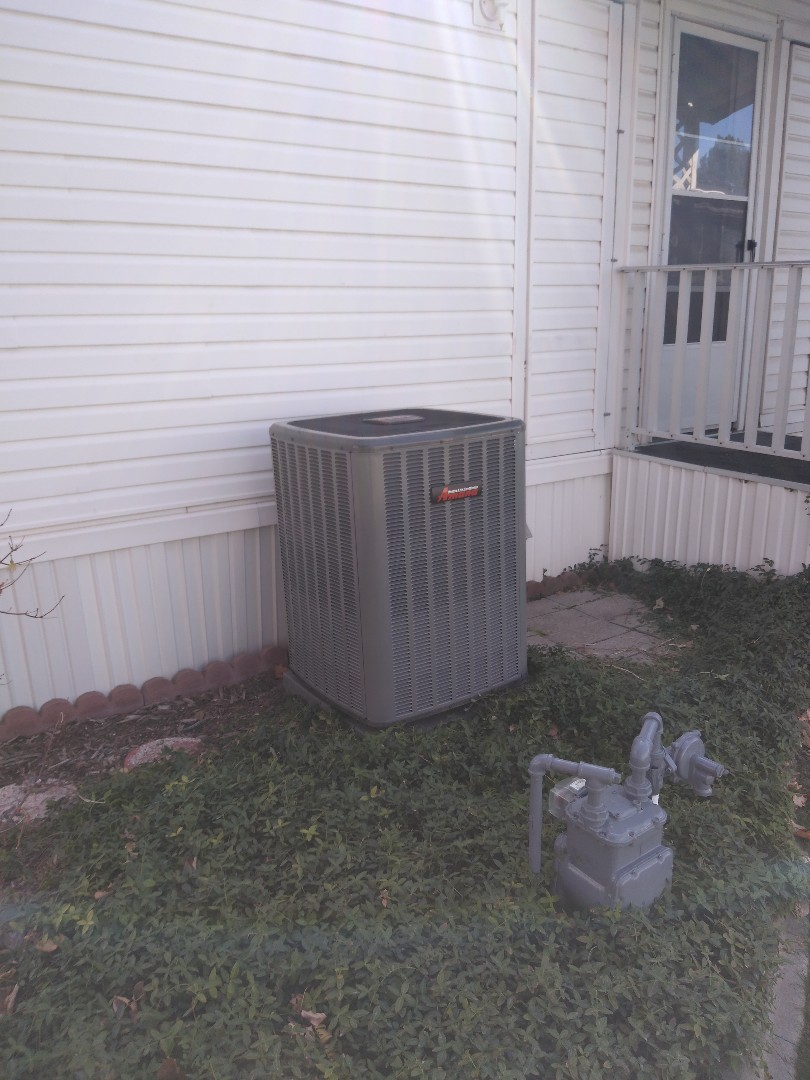 Murray, UT - furnace and AC replacement. Install new Amana AC and furnace