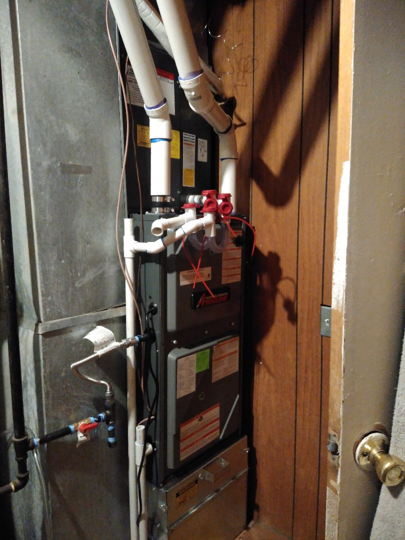 Kearns, UT - Installed new furnace and add on ac
