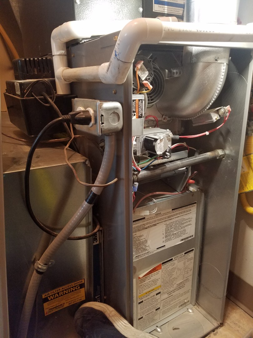 Taylorsville, UT - Furnace tuneup on Day and Night furnace
