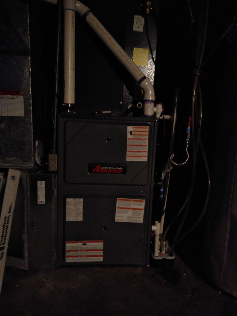 Salt Lake City, UT - Installed new furnace and Ac