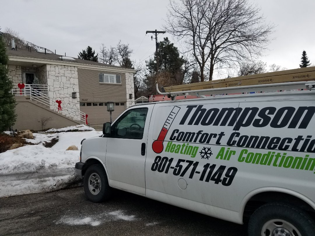 Salt Lake City, UT - Filter delivery and changing on Lennox furnace