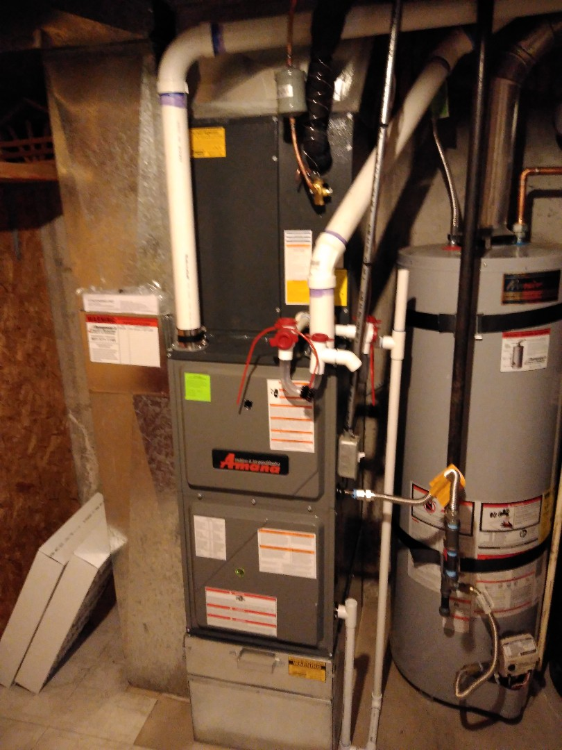 Sandy, UT - Installed new furnace and AC with a nest E thermostat