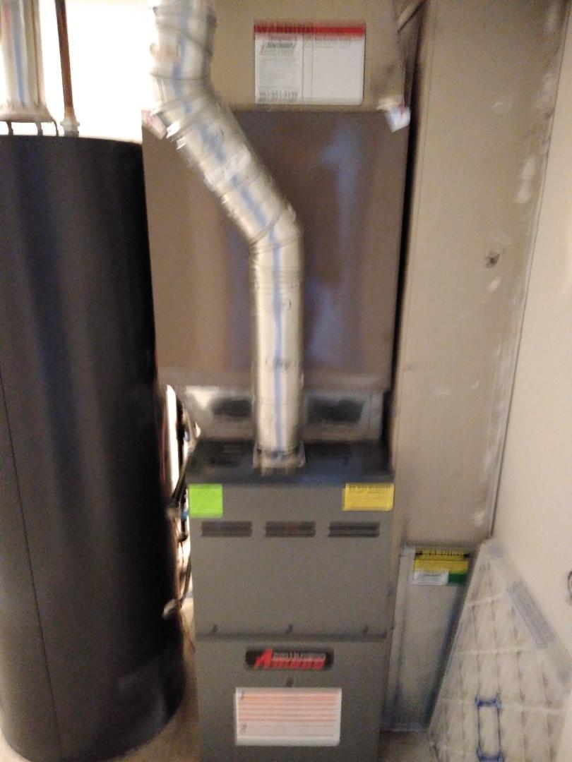 Midvale, UT - Installed new furnace