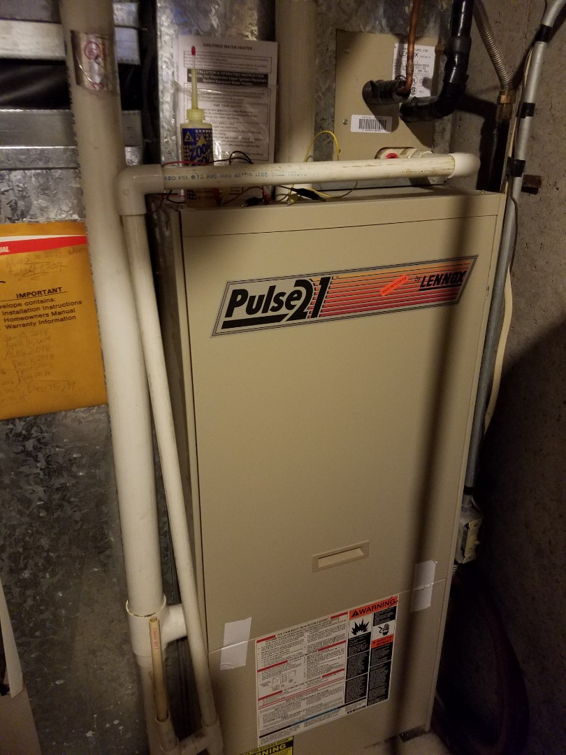 West Jordan, UT - Furnace tuneup on Lennox furnace