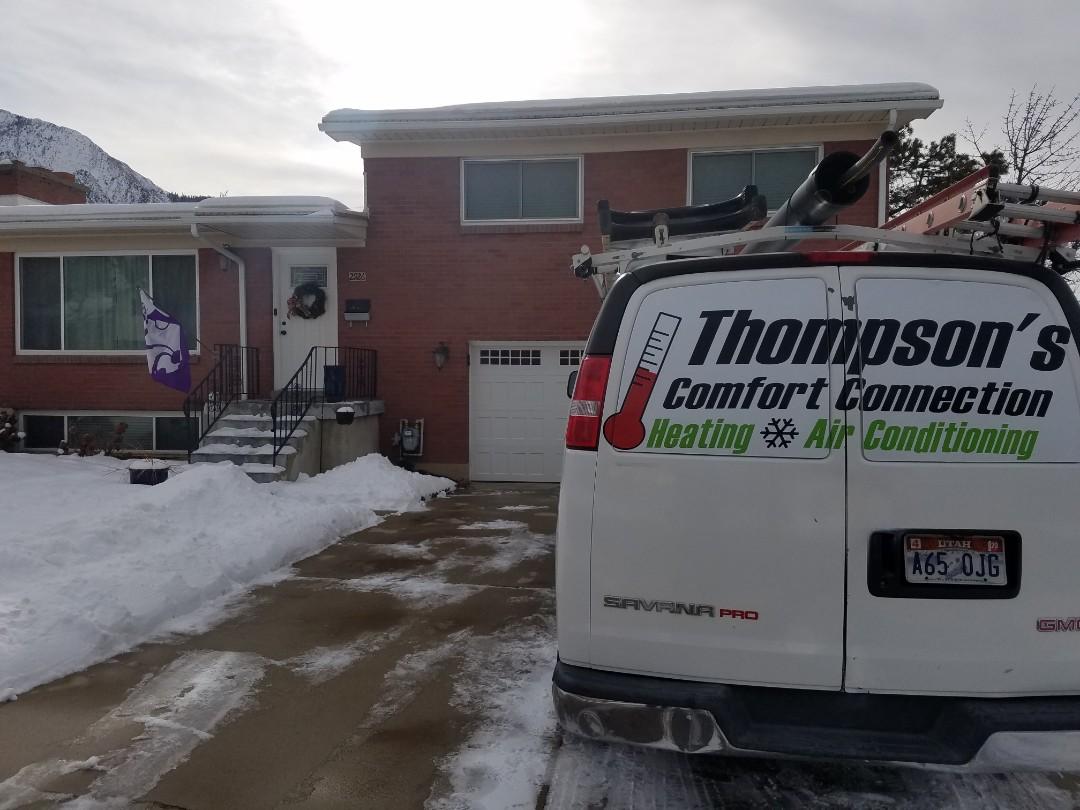Salt Lake City, UT - Furnace repair on Tempstar furnace