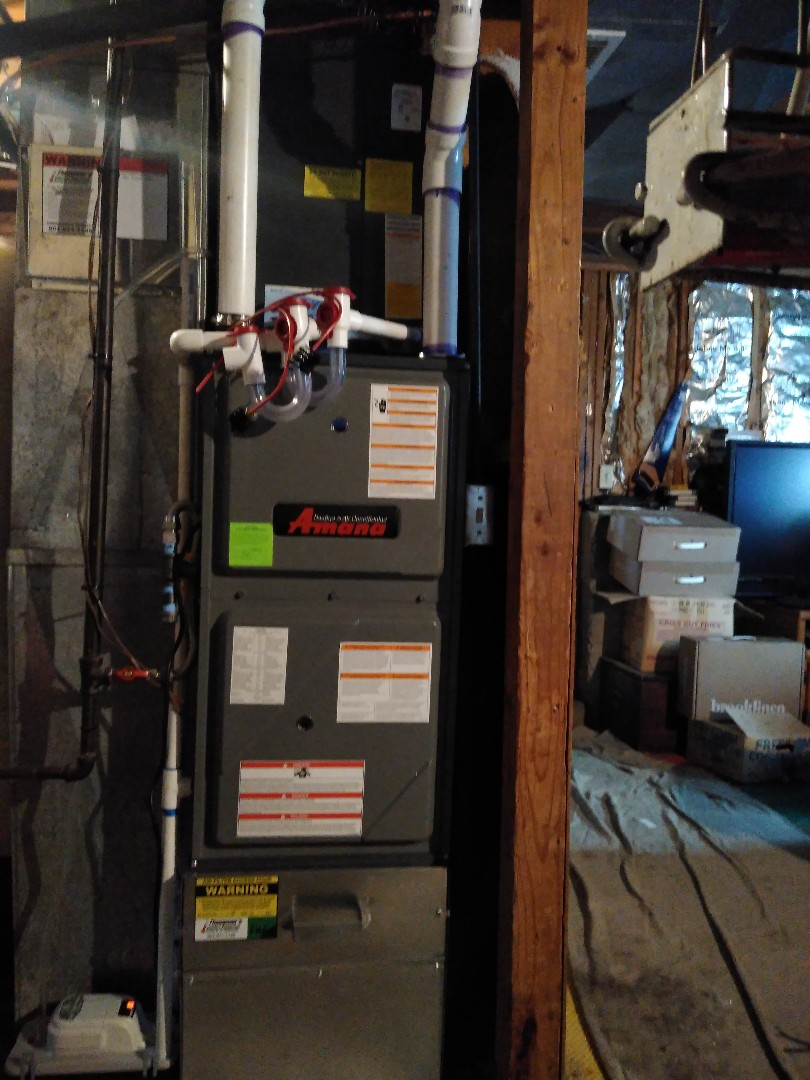 Magna, UT - Installed new furnace and AC