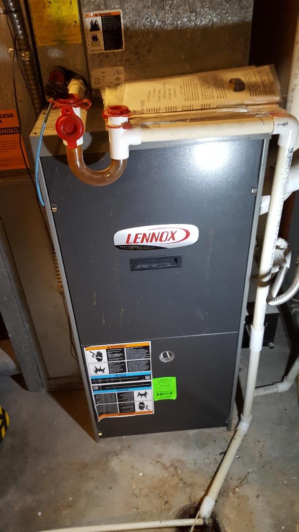 Draper, UT - Tune up on lennox furnace