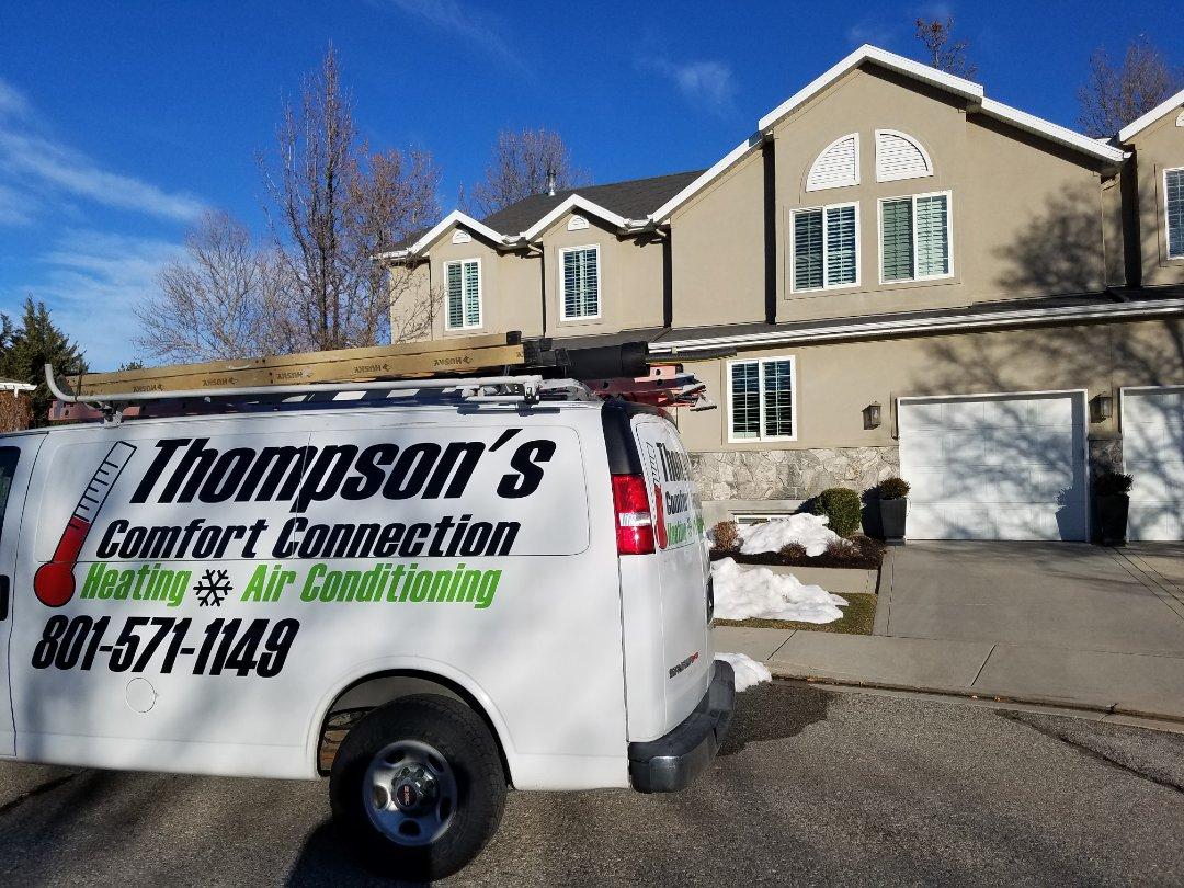 Salt Lake City, UT - Humidifier repair on York furnace