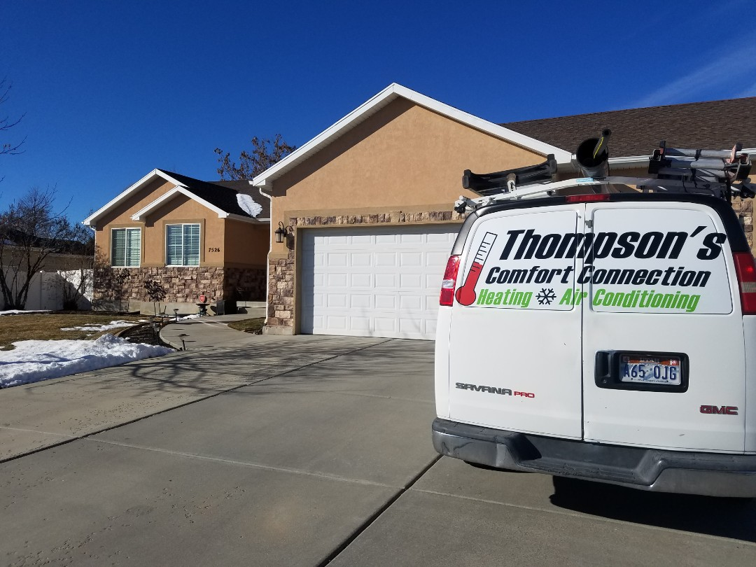 West Jordan, UT - Furnace tuneup on Amana furnace
