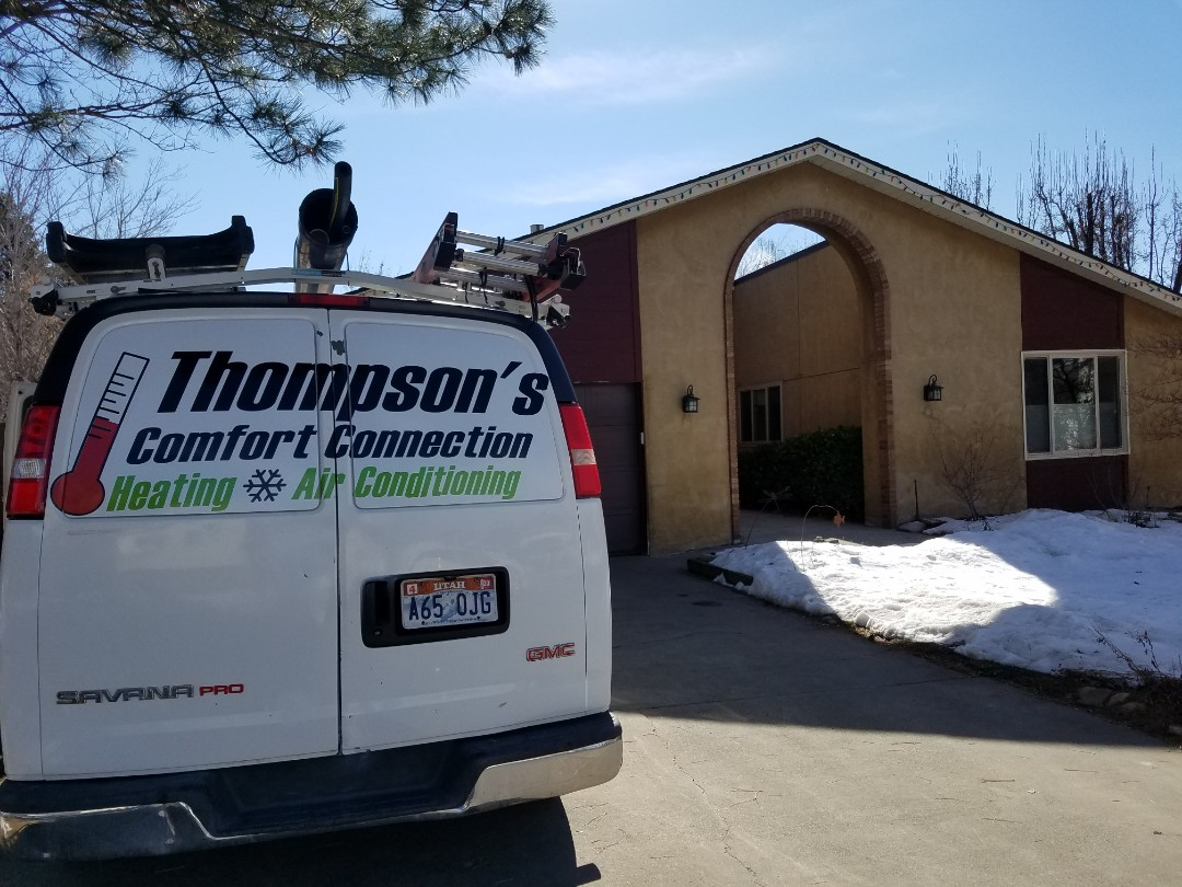 Cottonwood Heights, UT - Furnace tuneup on Trane furnace