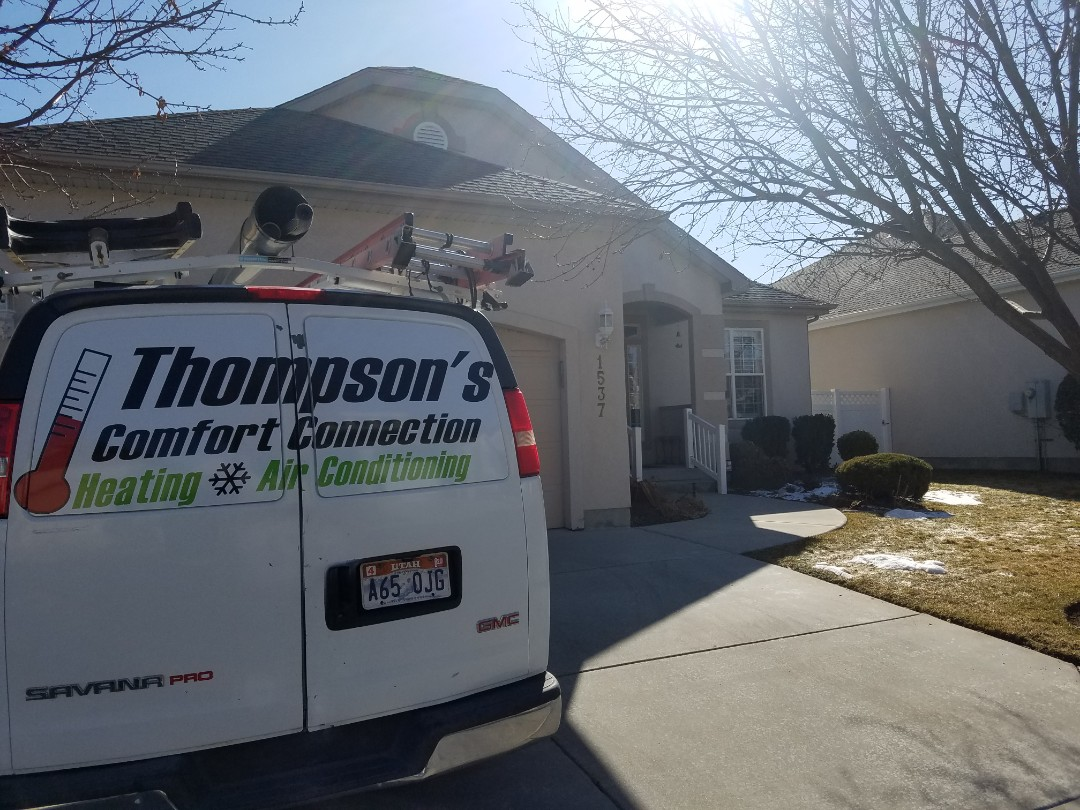South Jordan, UT - Furnace tuneup on Amana furnace