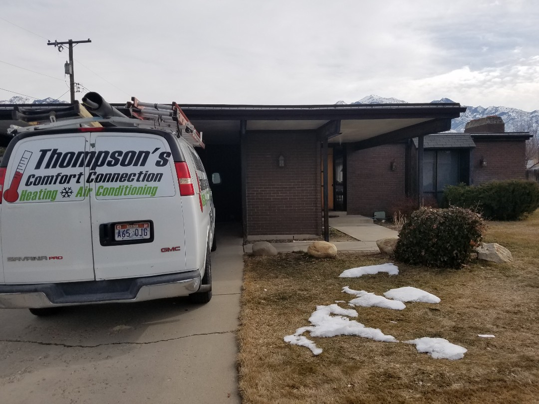 Cottonwood Heights, UT - Furnace tuneup on Amana furnace