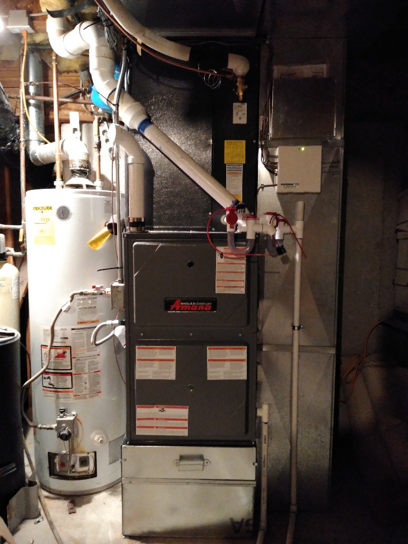 Riverton, UT - Installed new furnace, AC, and Zoning system.