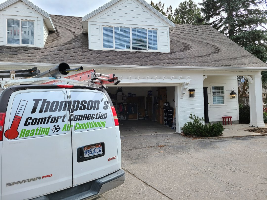 Midvale, UT - Furnace repair on American Standard furnace and AC tune-up on Lennox AC