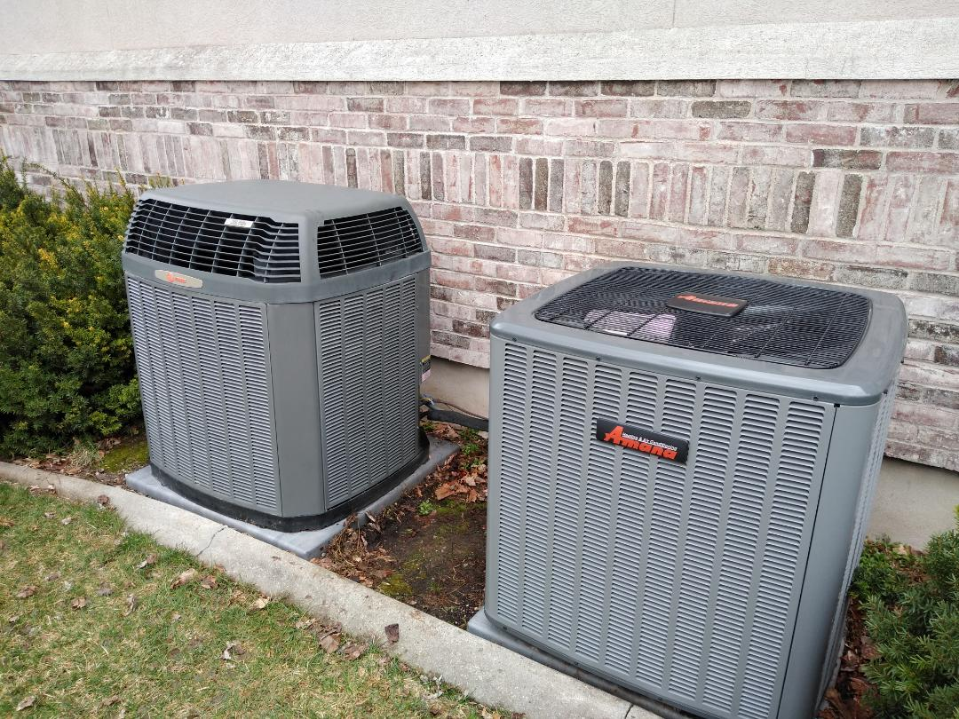 Murray, UT - Air conditioning tune-ups on Amana and Trane air conditioners