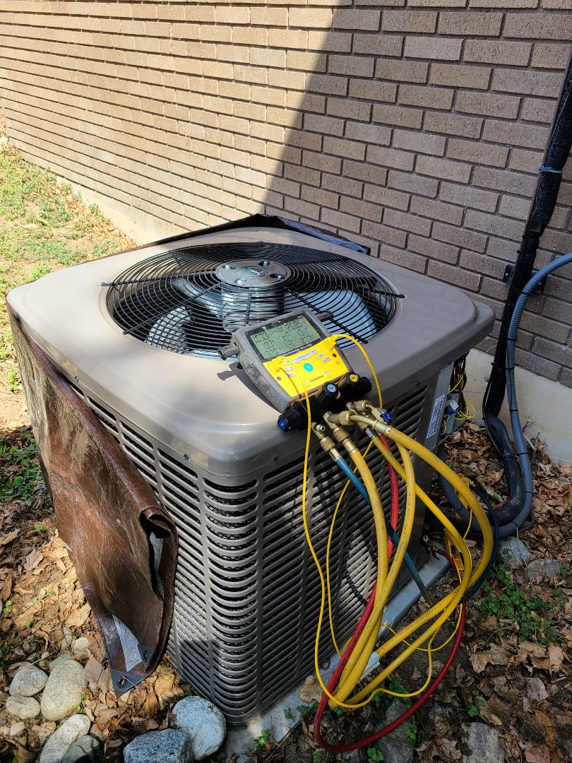 Bountiful, UT - Air conditioner tuneup on York air conditioner