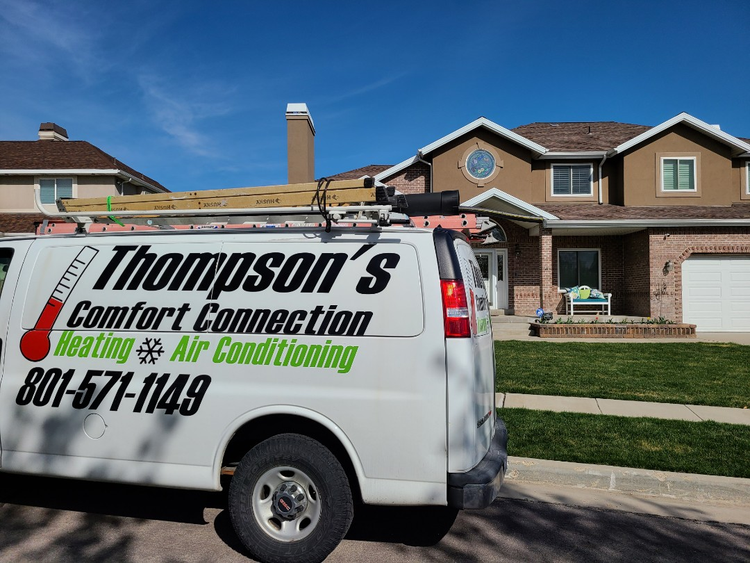 Bountiful, UT - Air conditioner tuneup on two American Standard air conditioners