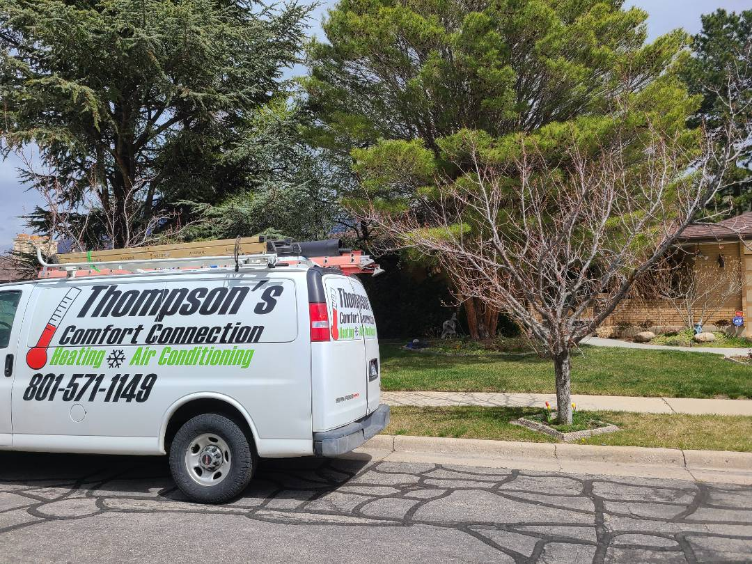 Cottonwood Heights, UT - Air conditioning tuneup on Ruud air conditioner