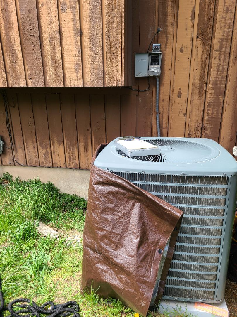 Holladay, UT - Air conditioning tuneup on Goodman air conditioner