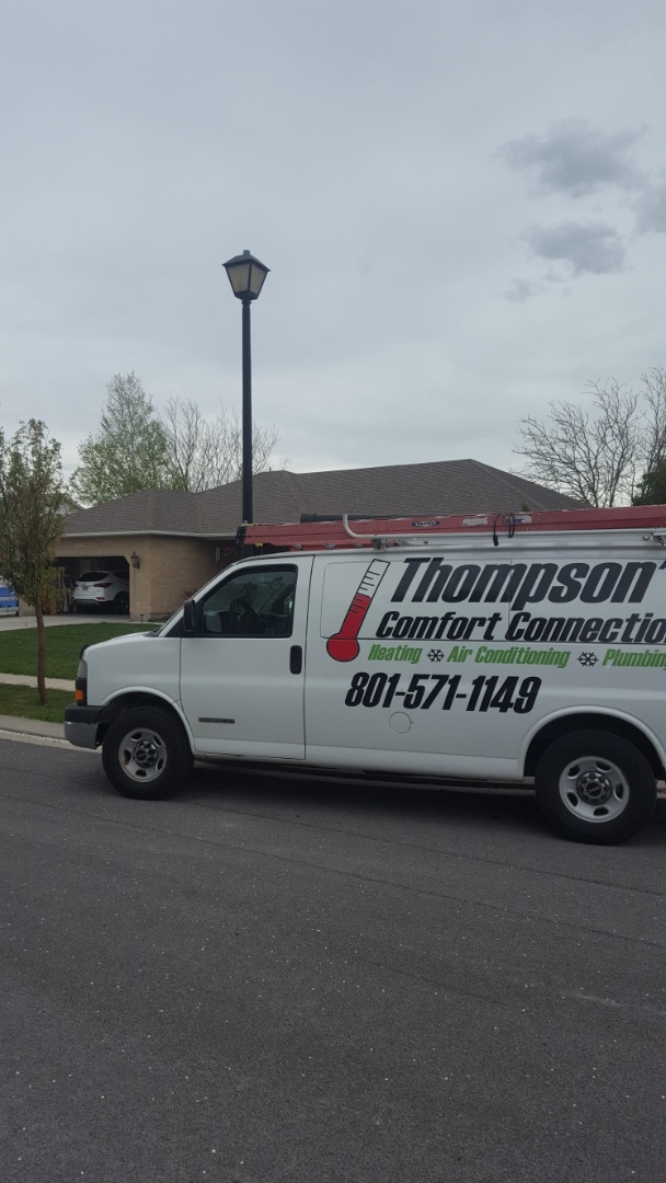 Riverton, UT - A/C start up on an Amana air conditioner