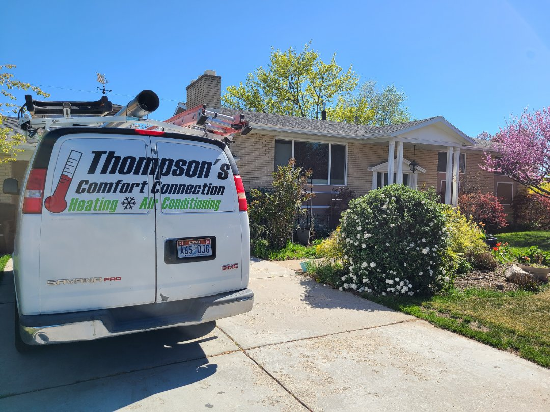 Murray, UT - Air conditioning tuneup on Amana air conditioner