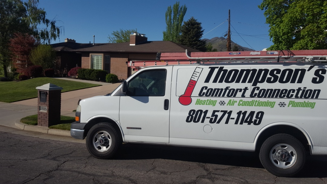 Salt Lake City, UT - A/C tune up on a Lennox air conditioner