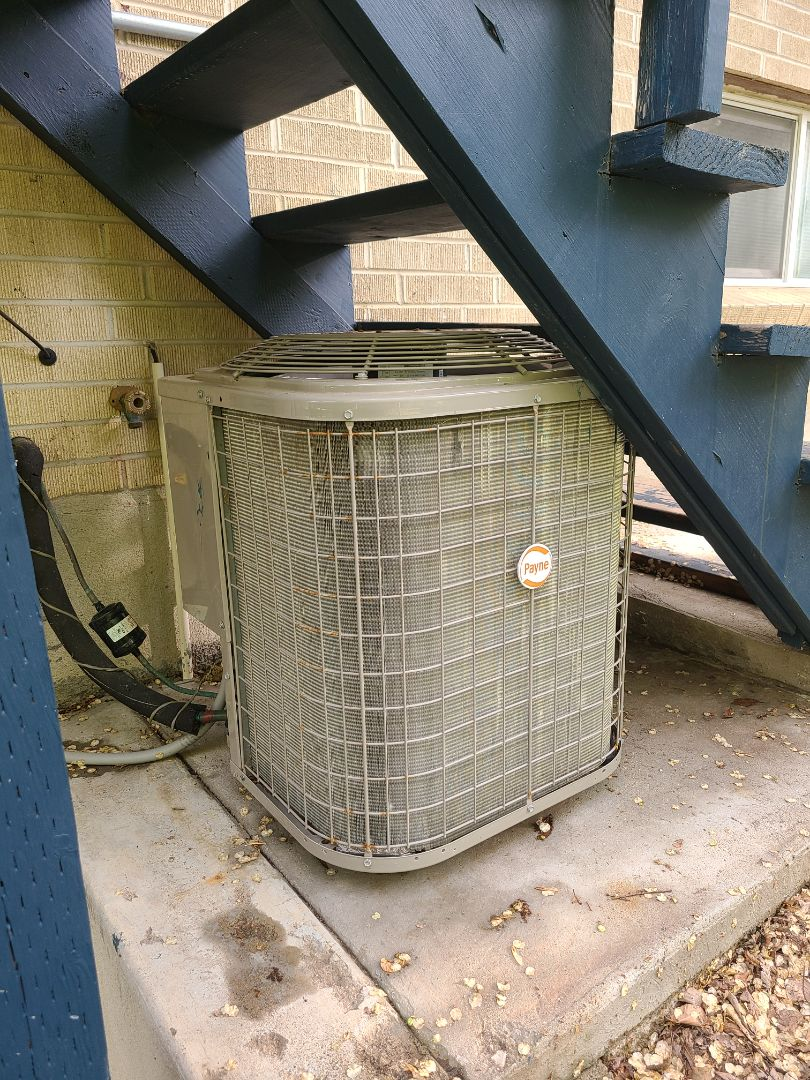 Holladay, UT - Air conditioning tuneup on Payne air conditioner
